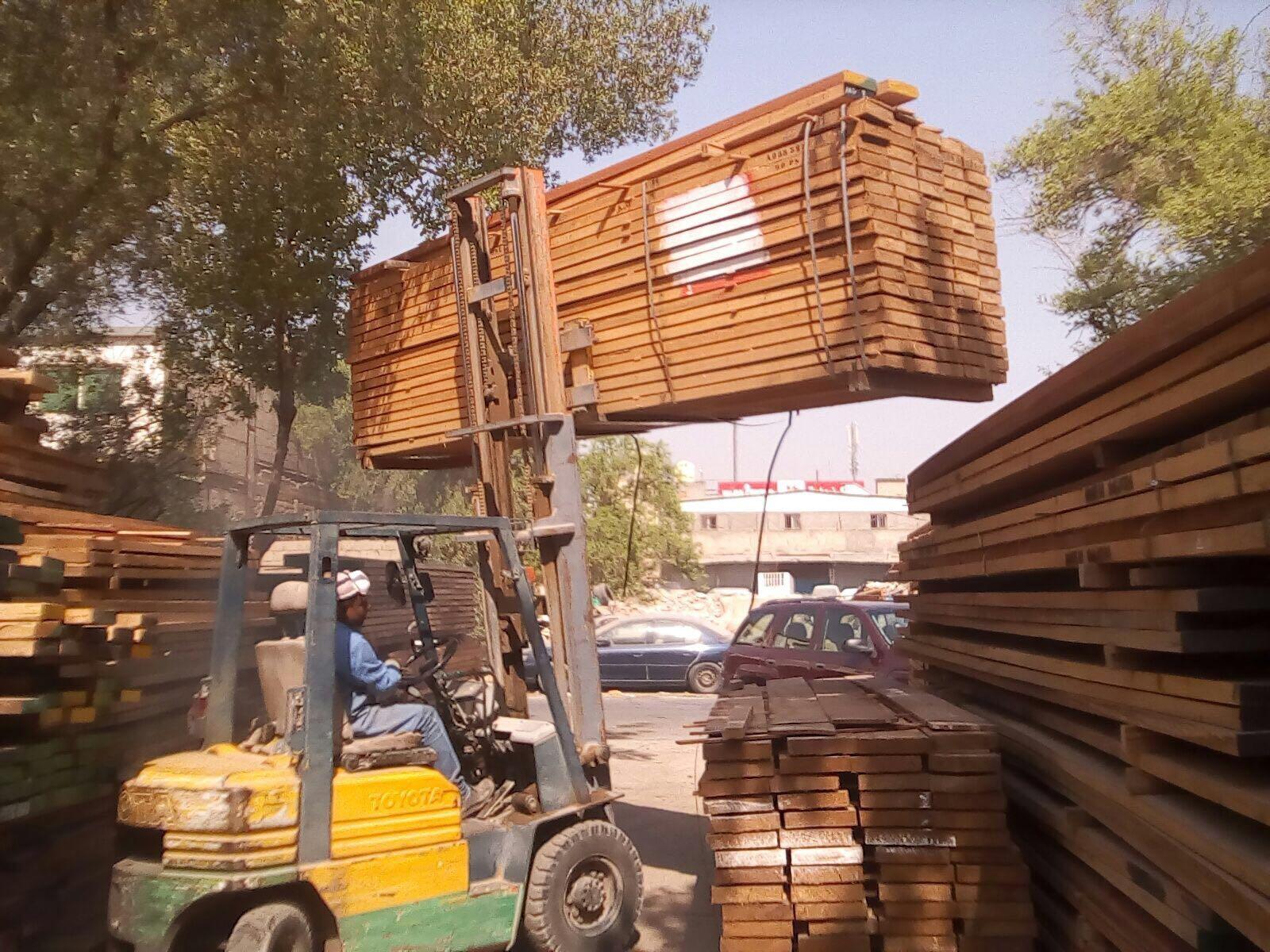 ورشة نجارة بالكويت